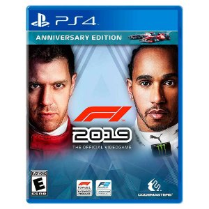 F1 2019 Anniversary Edition (Usado) - PS4