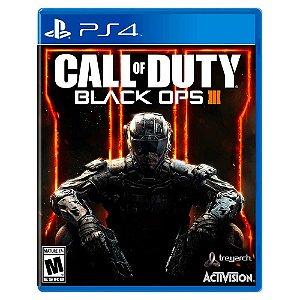 Call of Duty: Black Ops III (Usado) - PS4