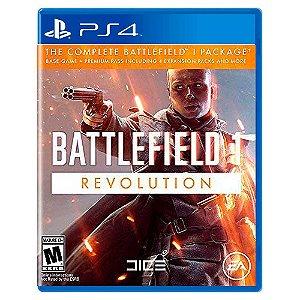 Battlefield 1 Revolution (Usado) - PS4
