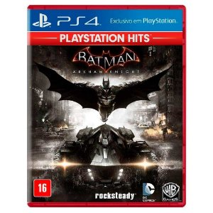 Batman: Arkham Knight (Usado) - PS4