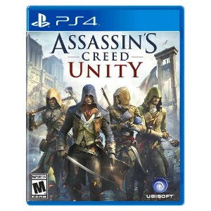 Assassin's Creed Unity (Usado) - PS4