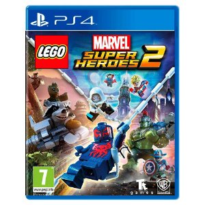 Lego Marvel Super Heroes 2 (Usado) - PS4
