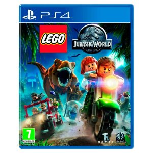 Lego Jurassic World (Usado) - PS4