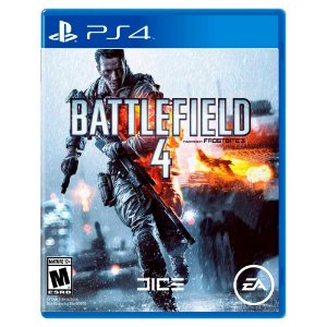 Battlefield 4 (Usado) - PS4