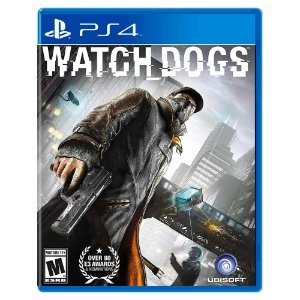 Watch Dogs (Usado) - PS4