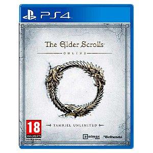 The Elder Scrolls Online (Usado) - PS4
