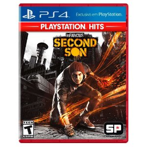 Infamous Second Son (Usado) - PS4