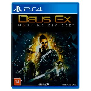 Deus Ex: Mankind Divided (Usado) - PS4