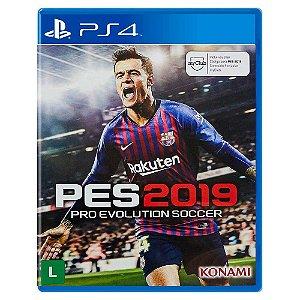 PES 2019 (Usado) - PS4