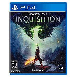 Dragon Age Inquisition (Usado) - PS4