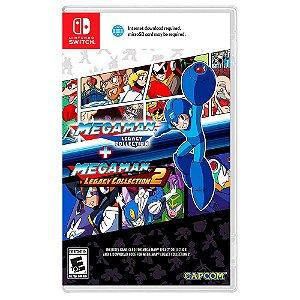 Megaman Legacy Collection (Usado) - Switch