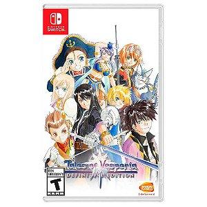 Tales of Vesperia: Definitive Edition (Usado) - Switch