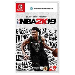 NBA 2K19 (Usado) - Switch