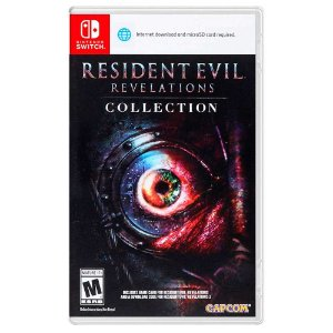 Resident Evil Revelations Collection (Usado) - Switch