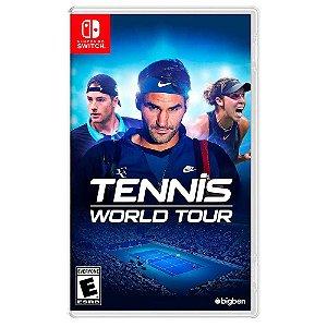 Tennis World Tour (Usado) - Switch