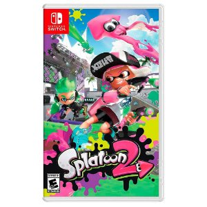 Splatoon 2 (Usado) - Switch