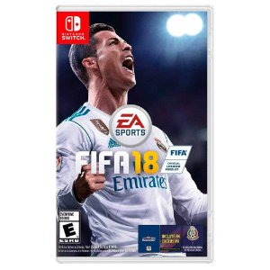 FIFA 18 (Usado) - Switch