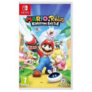 Mario + Rabbids Kingdom Battle (Usado) - Switch