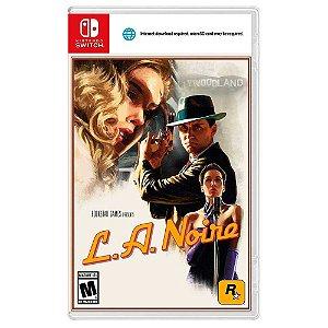 L.A. Noire (Usado) - Switch