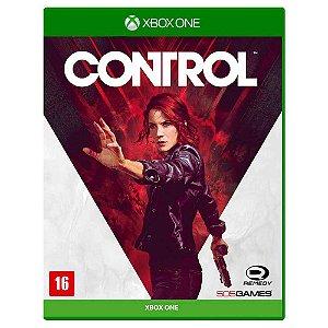 Control (Usado) - Xbox One
