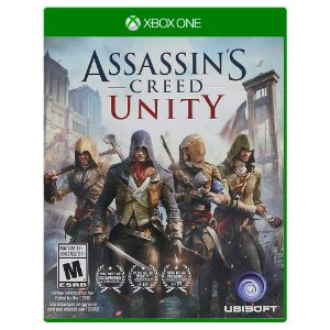 Assassin's Creed Unity (Usado) - Xbox One
