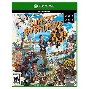 Sunset Overdrive (Usado) - Xbox One