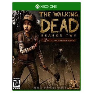 The Walking Dead Season Two (Usado) - Xbox One