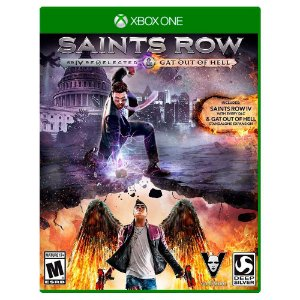 Saints Row Re-Elected (Usado) - Xbox One