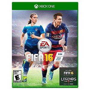 Fifa 16 (Usado) - Xbox One