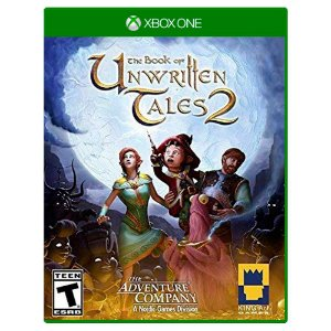 The Book of Unwritten Tales 2 (Usado) - Xbox One