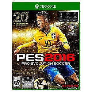 PES 2016 (Usado) - Xbox One