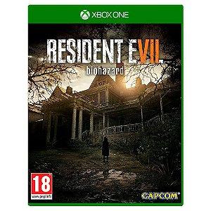 Resident Evil 7 (Usado) - Xbox One
