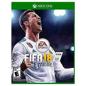 Fifa 18 (Usado) - Xbox One