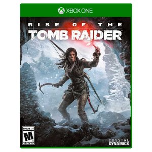Rise of the Tomb Raider (Usado) - Xbox One