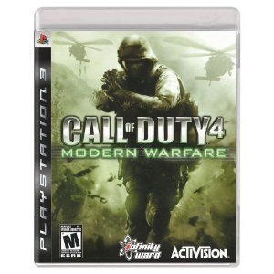 Call of Duty 4: Modern Warfare (Usado) - PS3