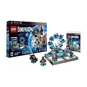 Lego Dimensions (Usado) - PS3