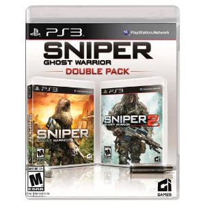 Sniper Ghost Warrior Double Pack (Usado) - PS3