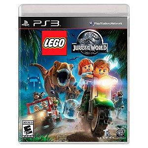 Lego Jurassic World (Usado) - PS3
