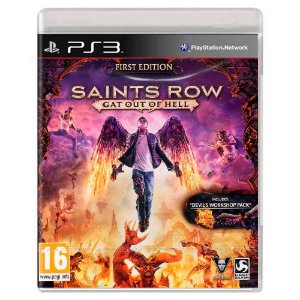 Saints Row: Gat out of Hell (Usado) - PS3