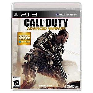 Call of Duty: Advanced Warfare (Usado) - PS3