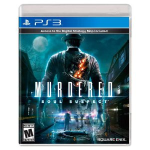 Murdered: Soul Suspect (Usado) - PS3