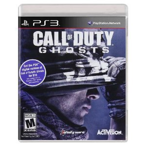 Call of Duty: Ghosts (Usado) - PS3