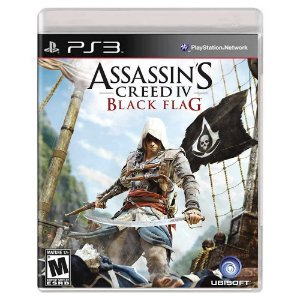 Assassin's Creed IV: Black Flag (Usado) - PS3