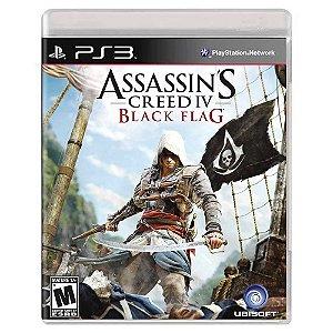 Assassin's Creed IV: Black Flag (Usado) - PS3