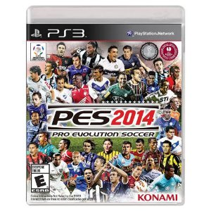 Pro Evolution Soccer 14 (Usado) - PS3