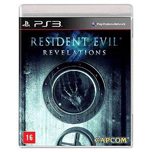 Resident Evil Revelations (Usado) - PS3
