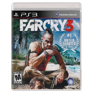Far Cry 3 (Usado) - PS3