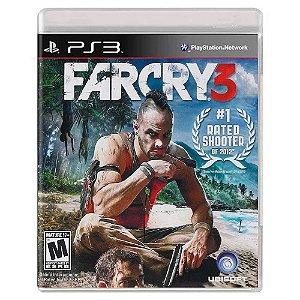 Far Cry 3 (Usado) - PS3