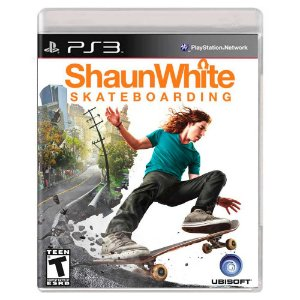 Shaun White Skateboarding (Usado) - PS3