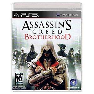 Assassin's Creed Brotherhood (Usado) - PS3
